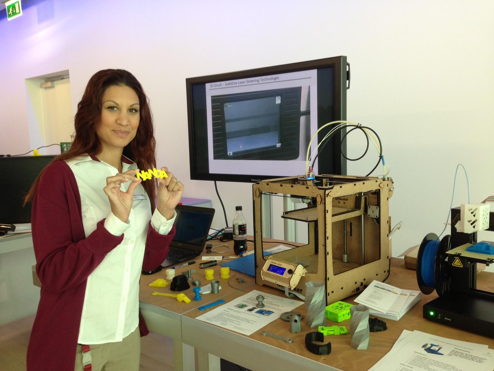 3D-Druck Referenzen, Kundenfeedbacks HanCon