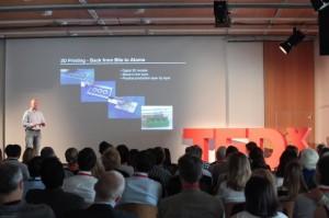 TEDxZug Speaker Jochen Hanselmann about 3D Printing, June 2013