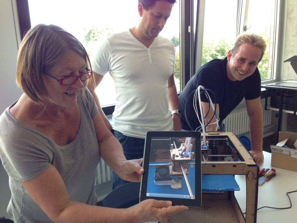 3D-Druck / 3D-Design Schulung
