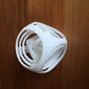 individualisierte Werbegeschenke aus Polyamid im 3D-Druck SLS Verfahren