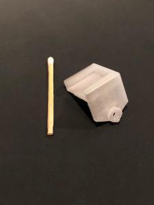 Halterung aus PLA im 3D-Druck FDM Verfahren