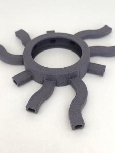 Luftverteiler aus Polyamid im 3D-Druck MJF Verfahren